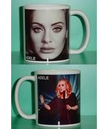 Adele Adkins 2 Photo Designer Collectible Mug 03 - $14.95