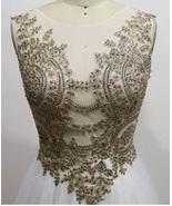 Style #JL15174 | Darius Cordell | Gold & White ... - $956.25
