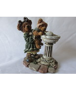 Boyds Bears and Friends Bearstone Collection Fi... - $14.99