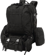 Concealed Carry Extreme 4 Pc Black MOLLE System... - $149.99