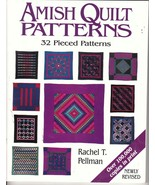 Amish Quilt Patterns Quilting Instruction Patte... - $6.89