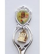 Collector Souvenir Spoon USA Nevada Las Vegas G... - $9.98