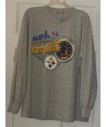 Steelers Super Bowl LS Shirt Size XL NWOT - $17.00