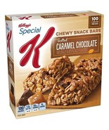 Kellogg's Special K Chewy Snack Bars Salted Car... - $9.85