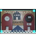 TIME FOR DESIGN Michael Graves Clock Tuscan Arc... - $125.00
