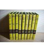 Nancy Drew Mystery Series #1-9 Carolyn Keene co... - $50.00