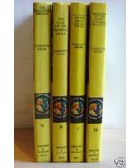 Nancy Drew Mystery Series #15-18 Carolyn Keene ... - $24.00