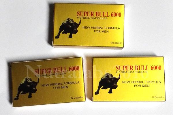Super bull sex pill