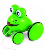 Vilac Push and Pull Baby Toy, Youpla The Frog [... - $39.99