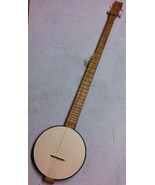 Pete Seeger Model/Long Neck Banjo By Backyard M... - $159.00