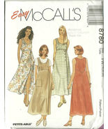 McCall's Sewing Pattern 8780 Misses Womens Dres... - $16.99