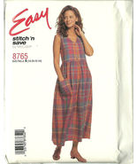 McCall's Sewing Pattern 8765 Stitch 'n Save Mis... - $16.99
