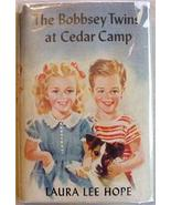 BOBBSEY TWINS at Cedar Camp adventure Laura Lee... - $11.00