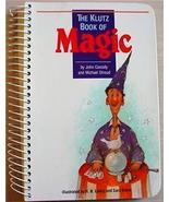 THE KLUTZ BOOK OF MAGIC (props not included) am... - $7.99