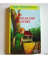 Nancy Drew THE BUNGALOW MYSTERY Carolyn Keene C... - $5.00