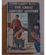 Hardy Boys #9 Great Airport Mystery Franklin W ... - $4.00
