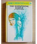Nancy Drew THE WHISPERING STATUE Carolyn Keene - $4.00
