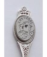 Collector Souvenir Spoon USA Nevada Las Vegas D... - $8.98