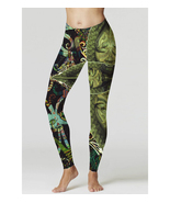 Abstract Soul Dayak Motif Trippy Psychedelic Fu... - $19.50 - $26.99