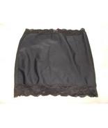Hips & Curves Sexy Black Half Slip Mini Skirt S... - $18.81