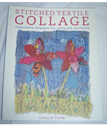 Stitched Textile Collage Paperback – July 23, 2... - $3.49