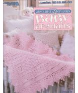 Absolutely Gorgeous Baby Afghans Crochet Patter... - $6.99