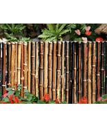 Bamboo Fence- 24 Feet Long x 4 Feet High x 1