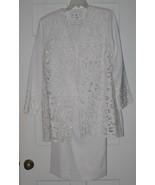 GMI White 3 Piece Beautiful Suit - Size 8 NWOT - $58.85
