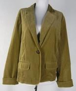 J.CREW Velvet Velveteen Boyfriend Blazer Jacket... - $24.99