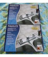 Set of 2 Aqualife Two Handle Washerless Kitchen... - $148.45