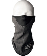 Schampa Stretch Half-Face Mask, Gray, Adult  VN... - $14.95
