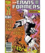 The Transformers # 17 : The Smelting Pool [Pape... - $7.49