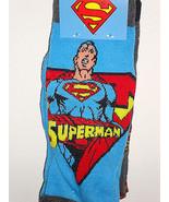 NEW Superman & Sheids Socks TWO PACK 2 pr DC Co... - $6.93