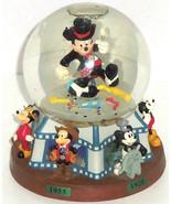 Walt Disney Mickey Mouse Snowglobe Millennium M... - $99.95