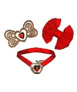 Build a Bear Disney Palace Pets Berry Bunny Red... - $28.95