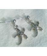 Starfish Stainless Steel Post Earrings - $8.99