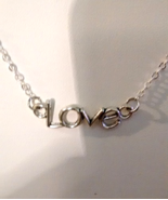 Beautiful Love Expression Necklace - $12.99