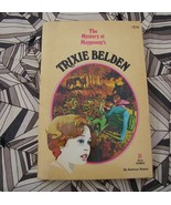 Trixie Belden #31 Mystery at Maypenny's HTF First  - $25.00