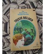 Trixie Belden #30 Midnight Marauder HTF First  - $15.00