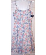 NWT Ralph Lauren Girl's Pink & Blue Floral Prin... - $34.99