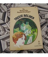 Trixie Belden #18 Phantom Grasshopper HTF First  - $8.00