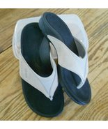 Women's Abeo Balboa  Stone Sandal Biomechanical Wear Size 7 - $98.00