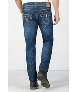 True Religion Men's Ricky Slim Straight Brand J... - $90.00