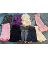 Lot of 9 Little Girls Skirts size 6, 6X The Pla... - $28.71