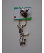 New Little Gifts Lot Of  2  I Love My Cat Key C... - $14.25