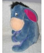 Disney Store 18 Inch Plush Eeyore From Winnie T... - $20.00