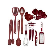 Kitchen Utensil Set 17 pc Cooking Tools Spoon S... - $55.27