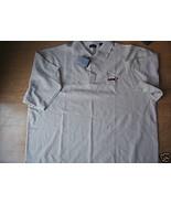 Men IZOD Lt Beige XXL Polo Dress Shirt Micro Pi... - $9.99