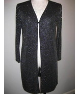 Notations Long Dressy Coverup  Size M New - $24.00
