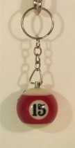 1.25 Inch Number 15 Fifteen Mini POOL BALL Bill... - $3.99